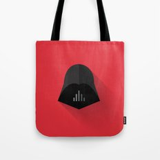 Darth Vader Minimalistic Poster Tote Bag
