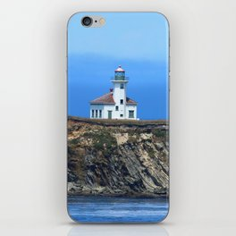 Cape Arago Light iPhone Skin