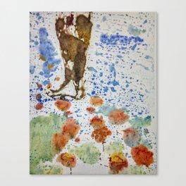 Califia's Journey Canvas Print