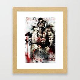 Czulkang Lah Framed Art Print
