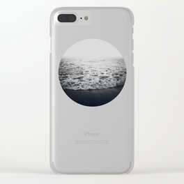 Infinity Clear iPhone Case