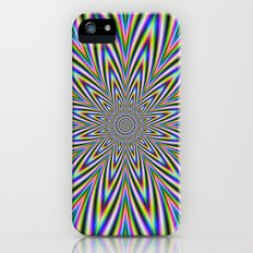 Psychedelic Star iPhone (5, 5s) Slim Case
