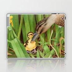 Little Lost Duckling Laptop & iPad Skin