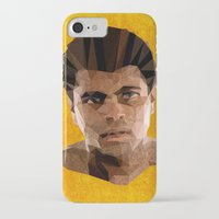 ali gulec iPhone & iPod Cases featuring Ali by Patrick Anthony Leverton