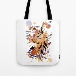 Noble Fox Tote Bag