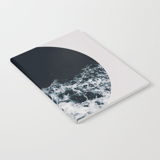 Ocean Moon #society6 #decor #buyart Notebook