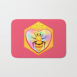 Bee Hugger - Save The Bees Bath Mat