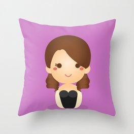 Mr & Mrs Smith Throw Pillow