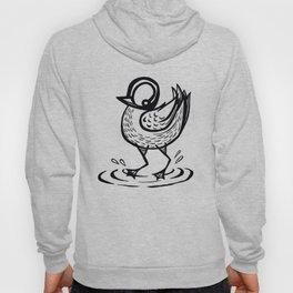 cheeky duck Hoody