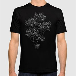 Bonsai Fruit Tree – Black Palette T-shirt