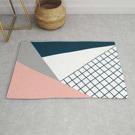 Colorful geometry 16 Rug
