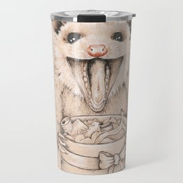 Birthday Possum's Favorite Gift Travel Mug