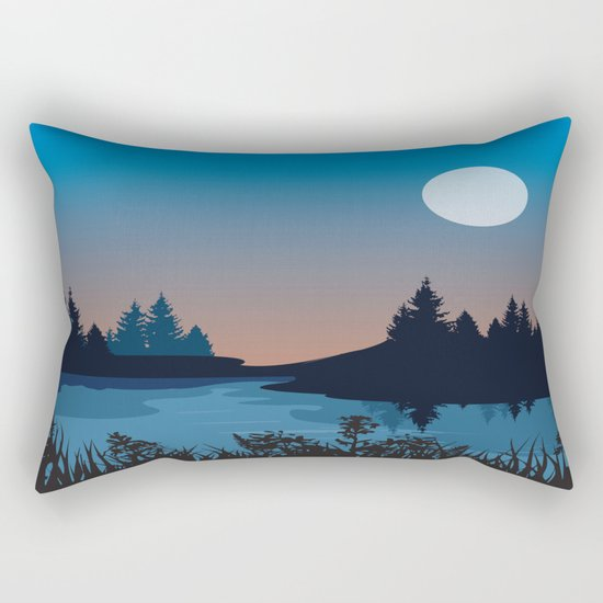 My Nature Collection No. 19 Rectangular Pillow