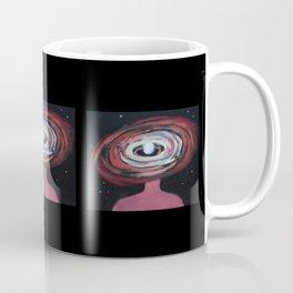 Galaxy Portrait 2 Coffee Mug