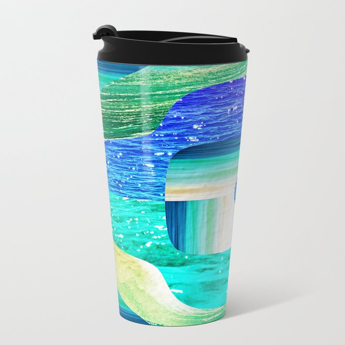 SEA-SONAL Metal Travel Mug