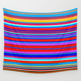 Stripes-001 Wall Tapestry