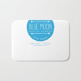Blue Moon Native Garden Bath Mat