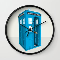 Doctor Who: Long Live the Tenth Doctor Wall Clock