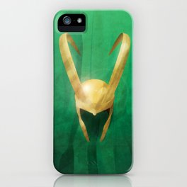 Loki iPhone Case