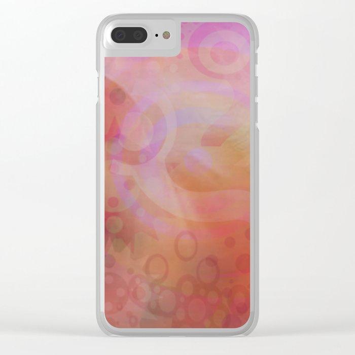 Stuff Clear iPhone Case