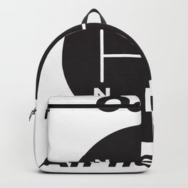 Oops All neutral Backpack