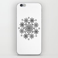 zen iPhone & iPod Skins featuring Zen by Marie Mirbekian(JM)