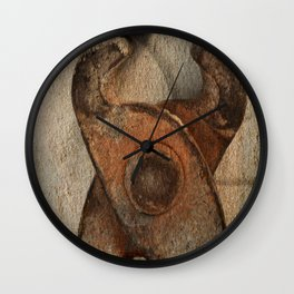Head To Head Wall Clock