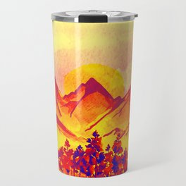 Landscape #05 Travel Mug