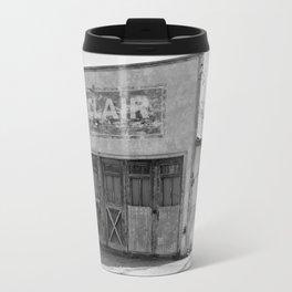 Sinclair Metal Travel Mug