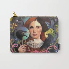 Midnight Dialogue Carry-All Pouch