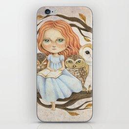 Autumn Tales iPhone Skin