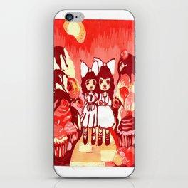 Lollipop Girls. iPhone Skin