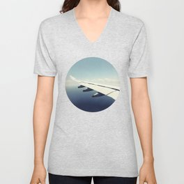 By Air Unisex V-Neck