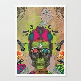 Revolt Canvas Print