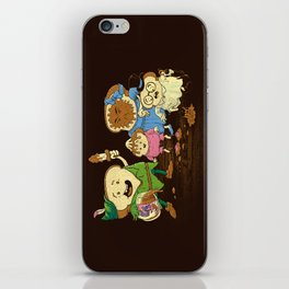 Yep, just a little bit of fairy peanut butter iPhone Skin