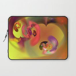 Thoughts of the heart Laptop Sleeve