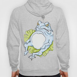 Grumpy Toad Hoody