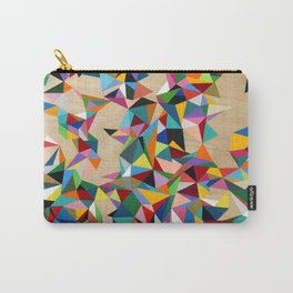 Geometric Goodness Carry-All Pouch