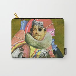 Another Portrait Disaster · van Dyck Carry-All Pouch