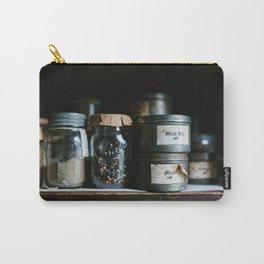 Vintage Pantry & Spices Carry-All Pouch