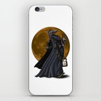 sandman iPhone & iPod Skins featuring Sandman by Sloe Illustrations