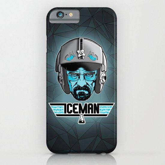 ICEMAN iPhone & iPod Case
