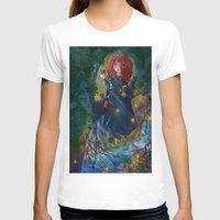 merida T-shirts featuring Merida 2 by Kiome-Yasha