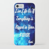 inspirational iPhone & iPod Cases featuring Inspirational by 2sweet4words Designs