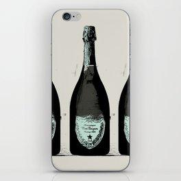 Dom Perignon Champagne iPhone Skin