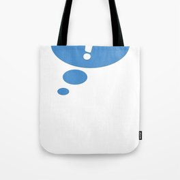 Thought Bubble! Tote Bag