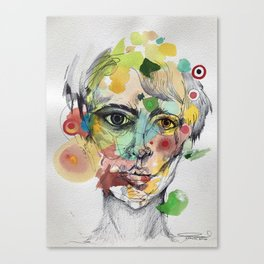 genetic heirloom Canvas Print