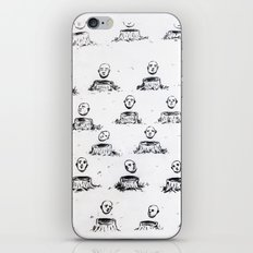 your forest of toughts iPhone & iPod Skin