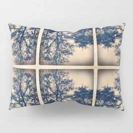 German Trees Pillow Sham