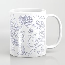 Japanese Tattoo Coffee Mug